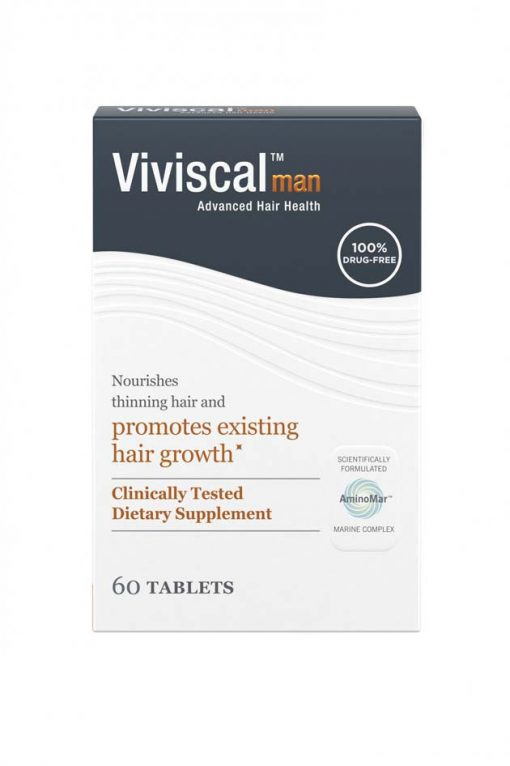 Viviscal Man Hair Growth ProgrammeViviscal Man (Hair Growth Programme)